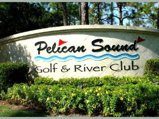 Peaceful escape at Pelican Sound Club, Estero