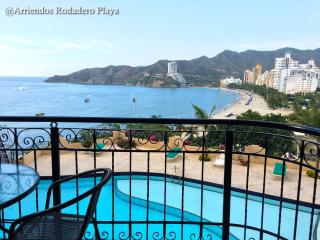 Beautiful view of the Rodadero Bay!, Santa Marta