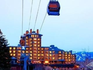 Westin Resort Beaver Creek  has a gondola come right to your door!  Ski/boot valet too!