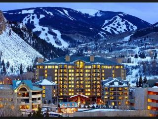 Westin  2 Bdrm sleeps 8, Full Kitchen, Ski in/out, Beaver Creek
