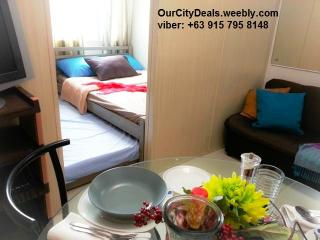 Vacation Condo in QC FULLY FURNISHED 22 SQM ONE BR, Quezon City