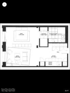 Layout of my home
