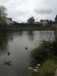 Fourteen Locks canal