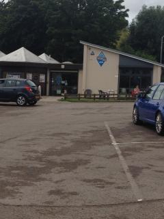 Fourteen Locks Visitor  Centre / cafe / parking