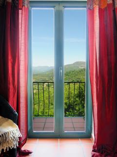 Wake up to that view from your bed