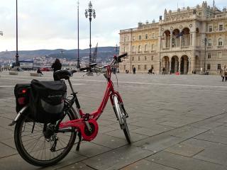 Bed&Bike, Trieste