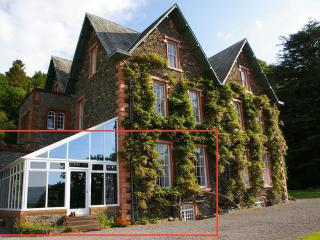 The Conservatory - Apartment near Keswick