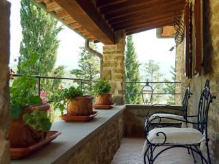 Appartamento Agriturismo Toscana 6 persone piscina, Capolona