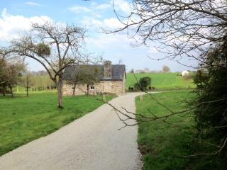 La Belle Grange near Brécey, Cuves