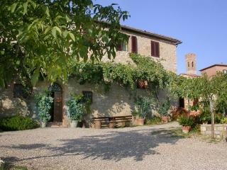 Villa di Sotto, Villa a Sesta -Chianti up to 4 pax, Castelnuovo Berardenga