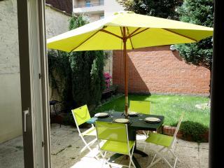 Location appartement Lille avec jardin 4 personnes