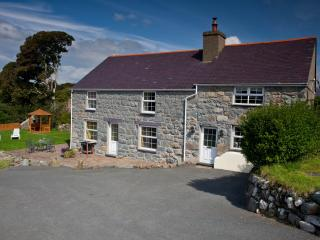 Ffermdy Cricieth: Spacious 5 Star Farmhouse-358688