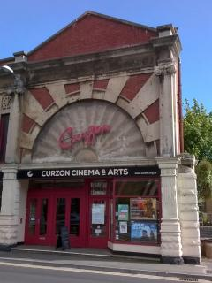 Curzon community cinema, the oldest continually operated cinema in Europe.