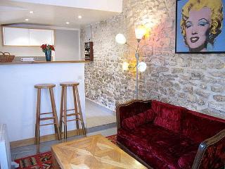studio Duplex - Floor area 25 m2 - Paris 15° #1159194