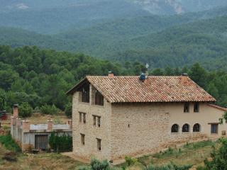 Masia de la Serra de la Cogulla, Monroyo