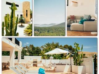 Villa Luma - Luxurious property in Vista Alegre, Es Cubells