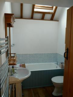 Southwood House Barn - Bathroom