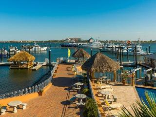 Private Sail Boat & Swim Up Pool Bar, Galveston