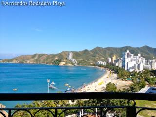 Amazing view of the Rodadero beach!, Santa Marta