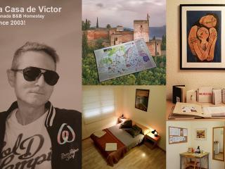 La Casa de Victor - Granada B&B Homestay