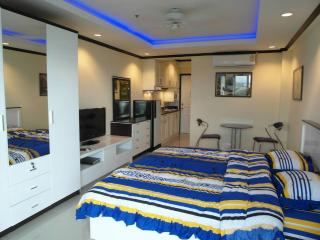 New sea view studio at Jomtien (JBC A3 F11 R19), Pattaya