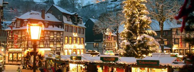 Christmas in Monschau - Weihnachten im Monschau - Kerst in Monschau