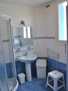 Salle de douche - 1er niveau