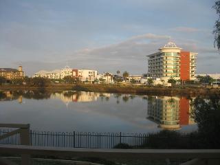 Mandurah over looking the Marina