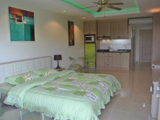 New studio condo near Jomtien beach (JBC S2 F4 R1), Pattaya