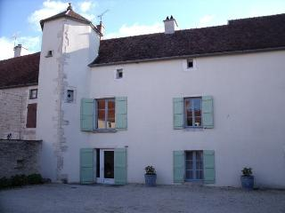 Spacious 17th century stone house, 5 bedrooms, Chatillon-sur-Seine
