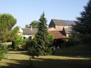 La Bouyerie, Najac