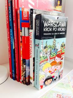 For your convenience you'll find Warsaw and Poland guide books,maps,taxi number,useful apps and more