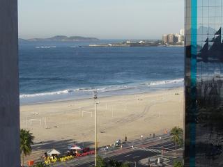 Leme / Copacabana Ocean view apartment, Rio de Janeiro