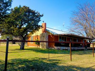 High Hope's Habari Gathering House on 900 acres, Glen Rose
