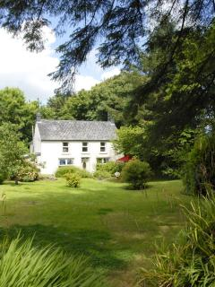 Country retreat in North Pembrokeshire
