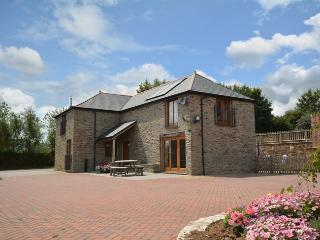 BRWHI Barn situated in Launceston (4mls N)