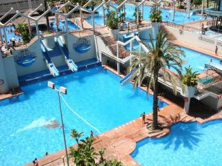 Frontline beach  apartment in Benalmadena costa
