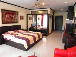 Dongtan beach studio condo (Plaza F5 R499-51), Pattaya