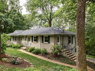 Idyllic 4BR Nashville Home with Big Yard, 15 Minutes from Downtown