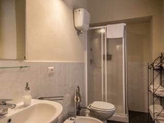 bagno esterno privato