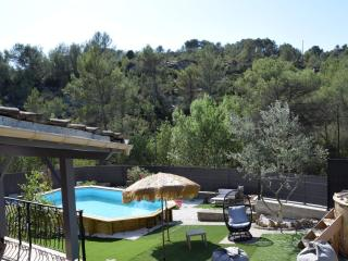 Villa de vacance isolée piscine et spa