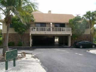 This is the front of the complex. Our unit is the one on the left.