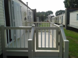 2 Bedroom Holiday Caravan, Clacton on Sea