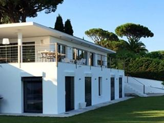 Navarro 171439 new built villa with heated pool 15 x 5 mtr. airconditioning