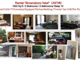 Rental 'Brownsboro Nest' (Sleep 10)