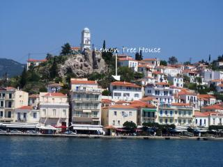 POROS ISLAND- overlooking the harbour-slps 2-10, Poros