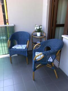 Terrazza // Balcony