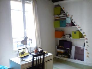 Studio in Le Marais Central Paris, Parigi