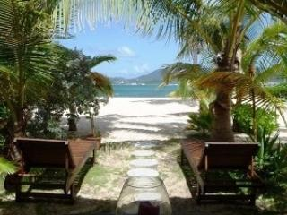 Tropical Oasis, 1 BR gem on the caribbean shore, Marigot