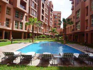 appartement residence mirador majorelle marrakech